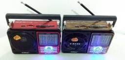 Rádio MP3 Portátil (Entrega Domiciliar Grátis)