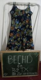 Título do anúncio: Vestido florido!!