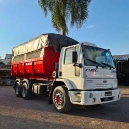 Caminhão Truck 6x2 Ford 2422