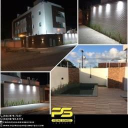 Apartamento com 2 dormitórios à venda, 50 m² partir de R$ 150.000 - Cristo Redentor - João