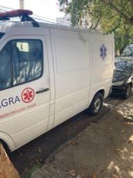 Ambulancia Sprinter simples
