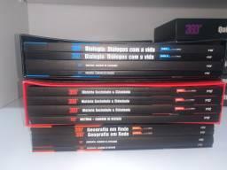 Coleção livros 1° ao 3° ano médio 360°