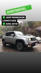 Título do anúncio: Jeep Renegade Longitude 2019 automatico apenas 41 mil KM