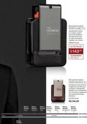 Título do anúncio: Promoção Perfume Masculino Homem Cargo + Brinde