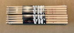 Título do anúncio: Pack com 4 pares de Baqueta vic firth (leia tudo)