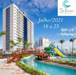 Aluguel Salinas Exclusive Risort (Semana )