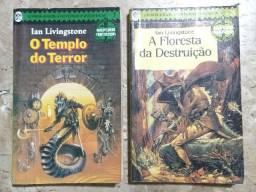 Livros Jogos RPG ? Ian Livingstone