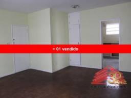 OPORTUNIDADE NOS JARDINS SP - Apartamento com 3 Quartos, 1 suíte com armários, 120 m² por