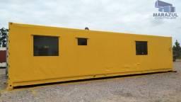 casa em container reefer 30m²