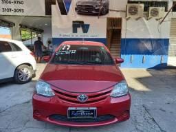 Toyota Etios HB X 1.3 2017