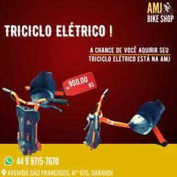 Triciclo Drift Elétrico
