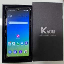 LG K40S Dual SIM 32 GB aurora black 3 GB RAM