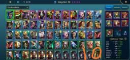 Título do anúncio: Contas Raid shadow legends II