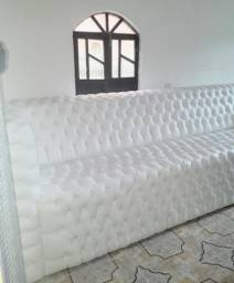 Título do anúncio: Sofá de Luxo em Capitonê