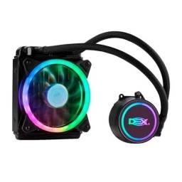 Water Cooler C/led RGB - processador AMD e INTEL