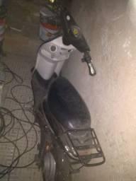 Scooter elétrica estilo honda biz