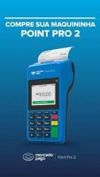 Maquina point pro 2 imprimi recibo pro cliente $ 179.99 lacrada