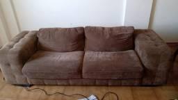 Limpeza e higienização de sofá a seco