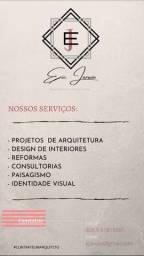 Projetos, arquitetura, consultoria e reformas