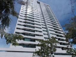 Título do anúncio: Apartamento com 3 quartos para alugar, 76 m² por R$ 3.186/mês com taxas - Boa Viagem - Rec