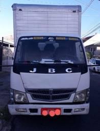 Caminhão  JBC effa 2011, com Baú Foodtruck $40mil reais (aceito utilitário até $15mil