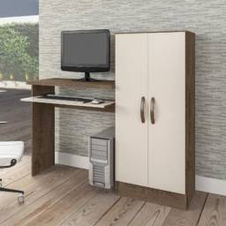 Título do anúncio: Mesa para Computador com Armário 2 Portas