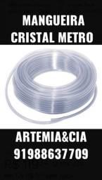 MANGUEIRA CRISTAL PARA AQUARIO METRO
