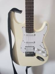 Título do anúncio: Guitarra luthier