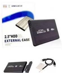 Case HD externo
