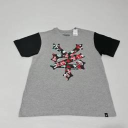 Camisa / Camiseta Zoo York Cinza casual praia