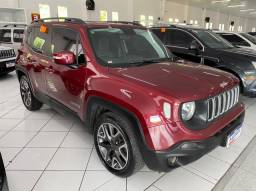 Título do anúncio: Jeep Renegade Longitude 1.8 aut. 2019 baixo km, Novissimo, pronto pra você!!!!!!