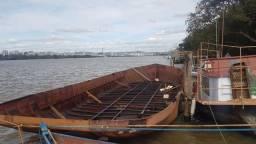Título do anúncio: Barco de aço.