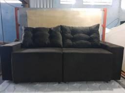 Título do anúncio: Sofá retrátil E reclinável Novo direto da fábrica