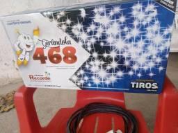 Fogos de 12 tiro custa 30 reais, girândola com 468 tiro 200 reais aceita cartão