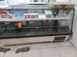 Balcão frigorifico para bares e padaria etc.