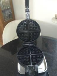 Máquina de Waffle Bélgico 110V