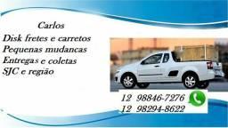 Fretes e carretos 98846-7276