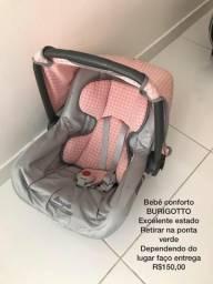 Bebê conforto+almofada amamentação+proteção bb