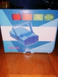 Mini laser novo