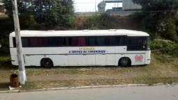 Onibus Escania T 112 ano 85 - 1985
