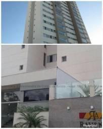 Apartamento-Ravena-1 suite 2 quartos, armários 107m2 - Mobiliado Show de bom gosto