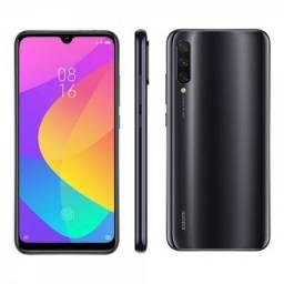 Smartphone xiaomi versao global mi a3 128gb 4gb ram preto