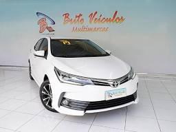 Toyota Corolla 2.0 Xrs 16v Flex 4p Automático - 2019