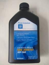 Oleo do motor 20W50 SM mineral motor gaso/flex GM *
