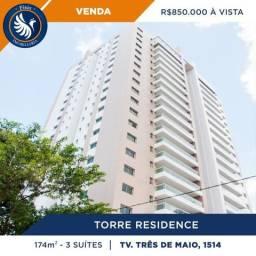 850 mil Torres Residence - oportunidade única