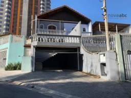 Sobrado para venda ou locação no Bairro Jardim, 198m² e 3 dormitórios em localização privi