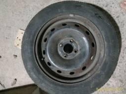 Roda Renault / Fiat aro 15