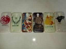 Vendo capinhas de celular s4 mini