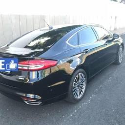Fusion AWD Titanium 16/17 - 2017