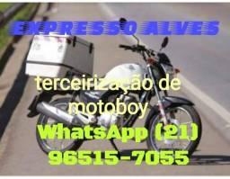 Motoboy Niterói e Rio de janeiro